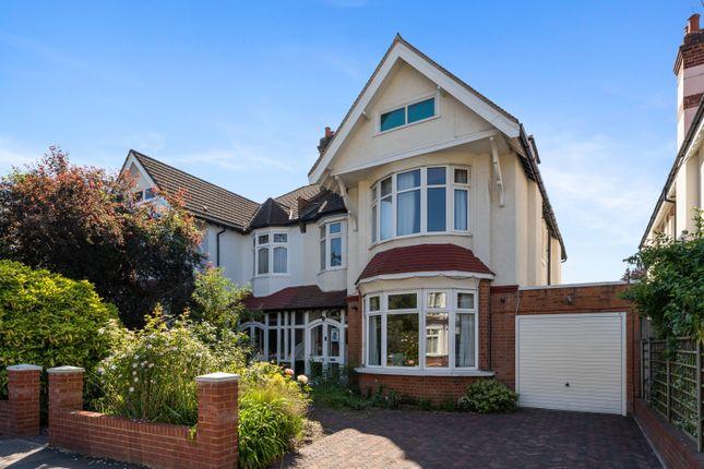 Thumbnail Semi-detached house for sale in Felstead Road, London