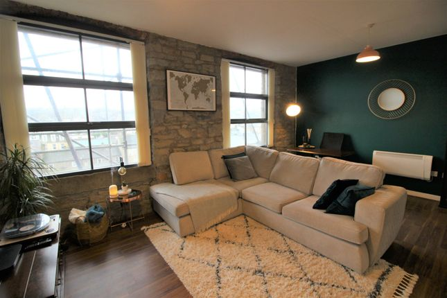 Thumbnail Flat for sale in Howard Town Mill, Victoria St, Glossop