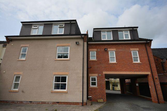 Thumbnail Flat to rent in Mersy Court, Church Street, Talke