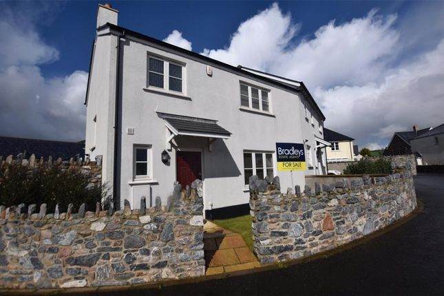 3 bed semi-detached house for sale in Andrews Park, Stoke Gabriel, Totnes