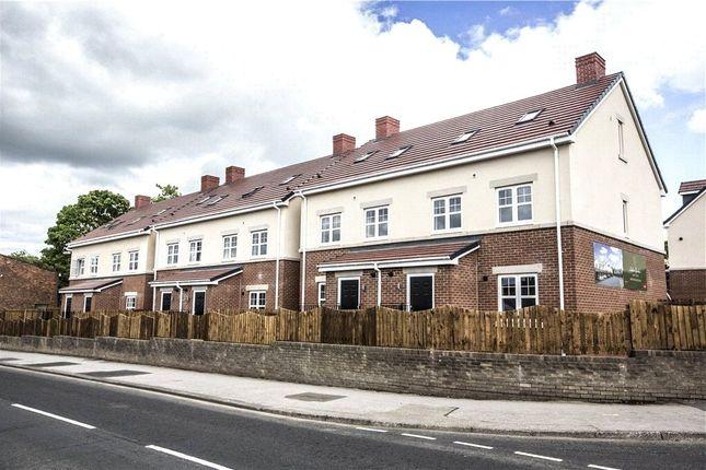 Thumbnail Semi-detached house for sale in Aidan Gardens, Belmont, Durham