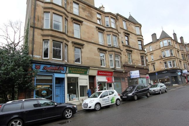 Thumbnail Flat to rent in Battlefield Road, Glasgow