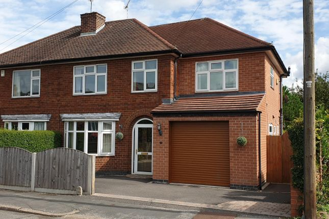 4 bed semi-detached house to rent in Chain Lane, Mickleover, Derby DE3