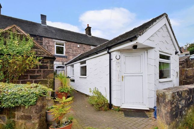 Thumbnail Terraced house for sale in The Rocks, Brown Edge, Stoke-On-Trent