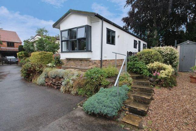 Thumbnail Detached bungalow for sale in Riverdale Park, Gunthorpe, Nottingham