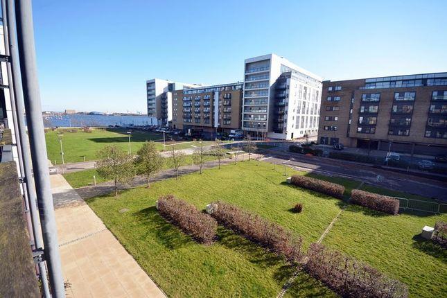 Views of Jones Point, Ferry Court, Cardiff Bay CF11