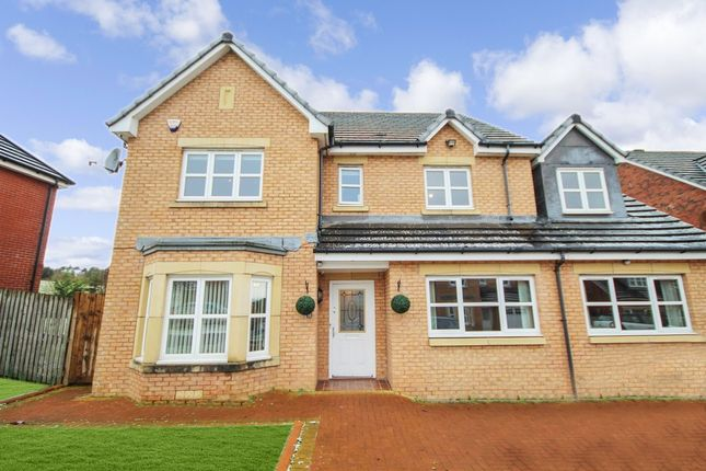 5 bed detached house for sale in Deaconsgrange Road, Thornliebank, Glasgow G46