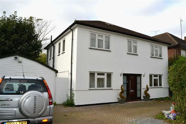 Thumbnail Detached house to rent in Abercorn Road, Mill Hill, London