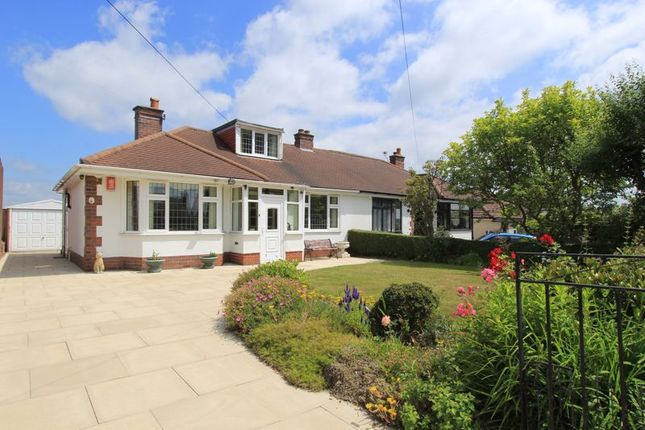 Thumbnail Semi-detached bungalow for sale in Northwood Lane, Clayton, Newcastle-Under-Lyme