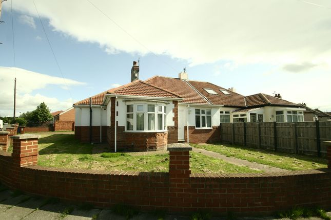 Thumbnail Detached bungalow to rent in Debdon Gardens, Heaton