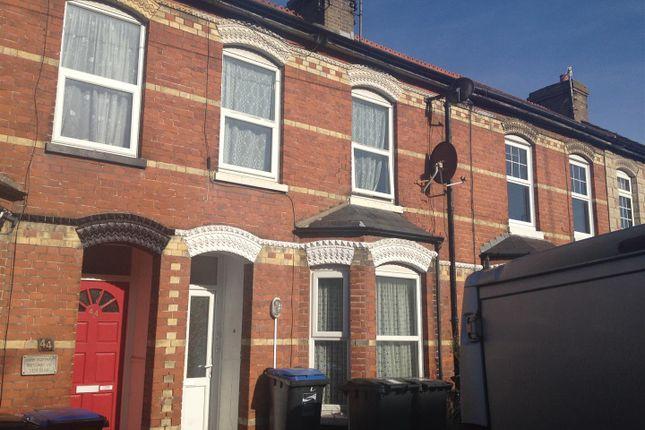 Thumbnail Terraced house for sale in Glencoe Road, Margate