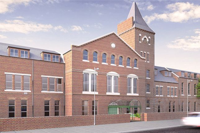 1 bed flat for sale in St Bartholomew's Place, New Road, Rochester, Kent ME1