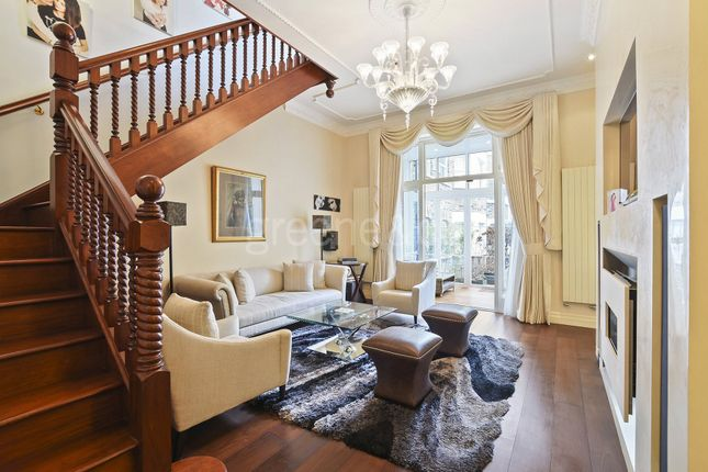 Thumbnail Maisonette for sale in Priory Road, South Hampstead, London