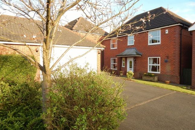 Thumbnail Detached house for sale in Meadowlark Close, Sutton-In-Ashfield