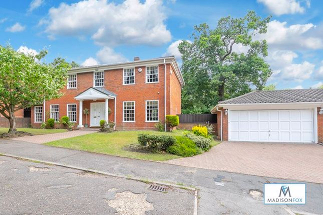 Thumbnail Detached house for sale in Audleigh Place, Chigwell