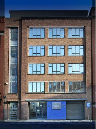 Thumbnail Office for sale in 14-20 Pall Mall, Liverpool
