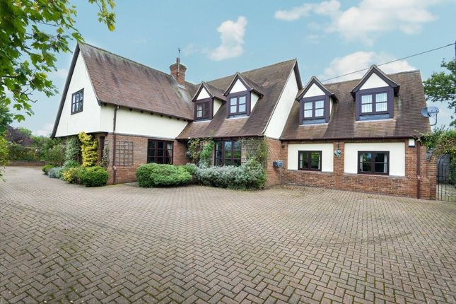 Thumbnail Detached house for sale in Cutlers Green, Thaxted, Dunmow