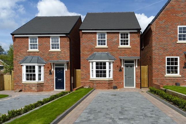 Thumbnail Detached house for sale in Wade House 4, Nuevo Court, Newbridge Crescent, Wolverhampton