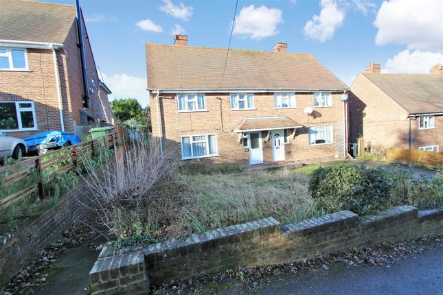 Thumbnail Semi-detached house for sale in Swing Gate Lane, Berkhamsted, Hertfordshire