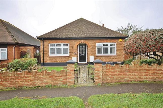 Thumbnail Detached bungalow for sale in Woolifers Avenue, Corringham, Stanford-Le-Hope