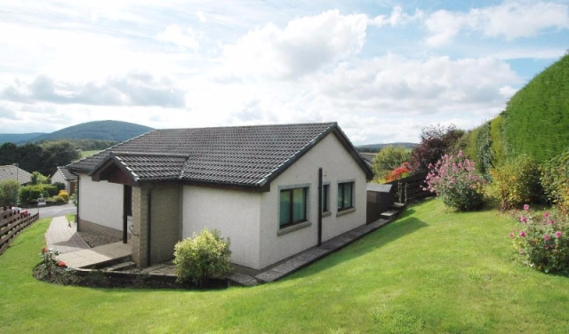 Thumbnail Detached house to rent in Leyden Park, Clovenfords, Galashiels, Borders, 3Nh