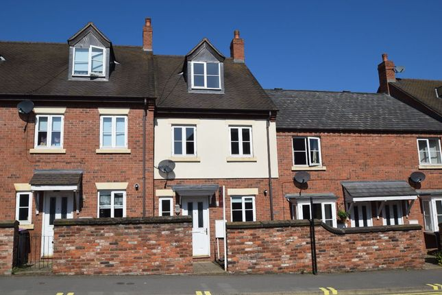 Thumbnail Terraced house to rent in The Smithfields, Newport