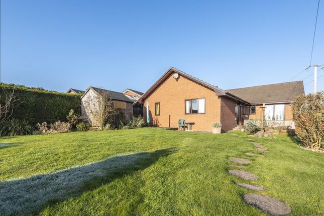 Thumbnail Detached bungalow for sale in Howey, Llandrindod Wells