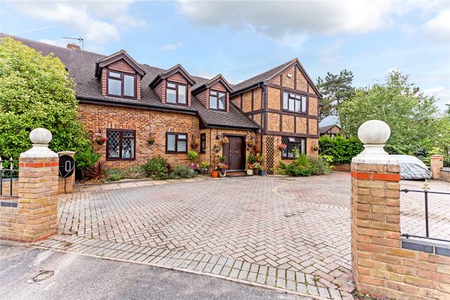 Thumbnail Detached house for sale in The Chestnuts, Abingdon