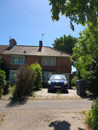 Thumbnail End terrace house for sale in Hob Moor Road, Small Heath Birmingham