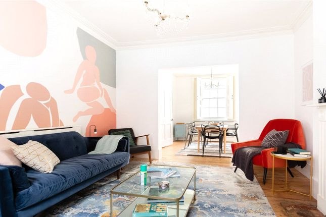 Thumbnail Flat to rent in Thanet Street, Bloomsbury, London