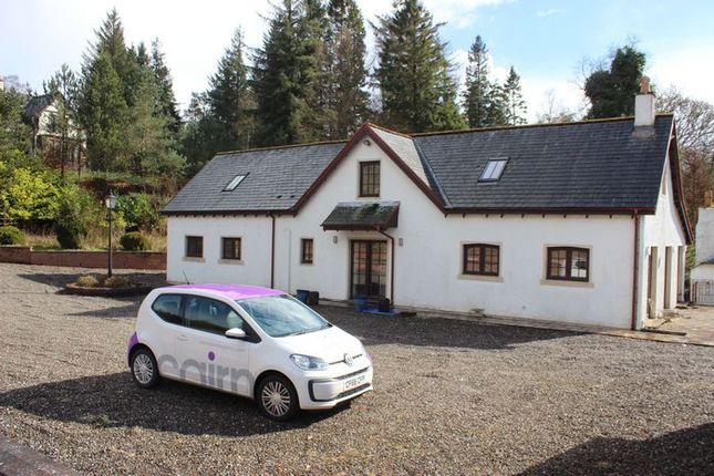 Thumbnail Detached house to rent in Auchenibert Cottage, Ibert Road, Killearn