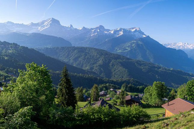Thumbnail Detached house for sale in Chesières, 1885 Ollon, Switzerland