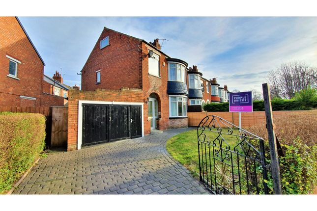 3 bed end terrace house for sale in Prissick School Base, Marton Road, Middlesbrough TS4