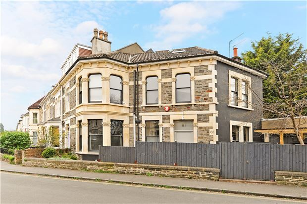 Thumbnail End terrace house for sale in Waverley Road, Redland, Bristol