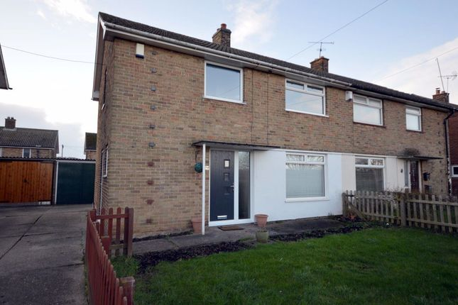 Thumbnail 3 bed semi-detached house to rent in Colston Gate, Cotgrave, Nottingham