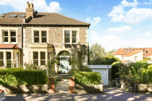 Thumbnail Semi-detached house for sale in Effingham Road, St Andrews, Bristol