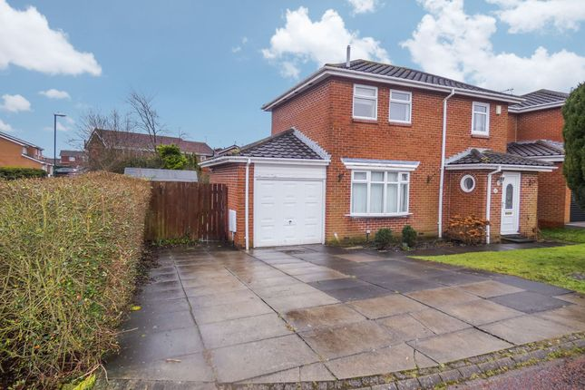 Thumbnail Detached house for sale in Shipton Close, Boldon Colliery