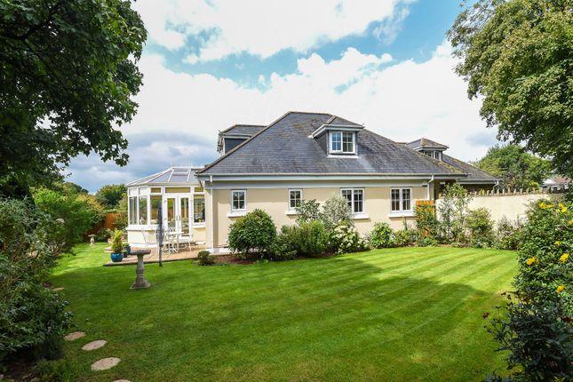 Thumbnail Detached bungalow for sale in Brockhurst Park, Marldon, Paignton
