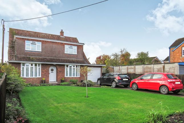 Thumbnail Detached house for sale in Victoria Road, Warminster