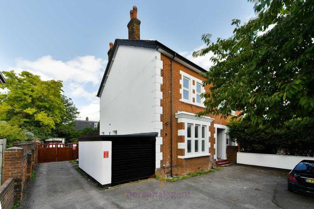 Thumbnail Semi-detached house to rent in Epsom Road, Ewell, Epsom