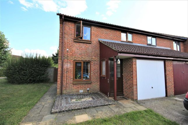 Thumbnail End terrace house to rent in Chesterblade Lane, Bracknell