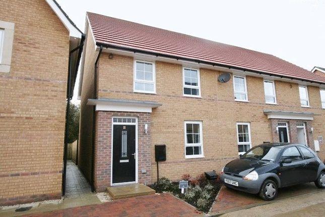 Thumbnail Property to rent in Alder Close, Peterborough