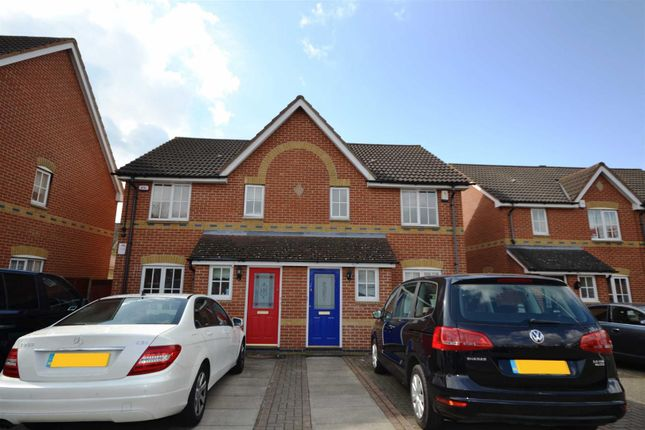 Thumbnail Property to rent in Martina Terrace, Manford Way, Chigwell