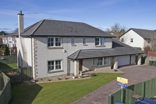 Thumbnail Detached house for sale in Anderson Place, Alyth, Blairgowrie