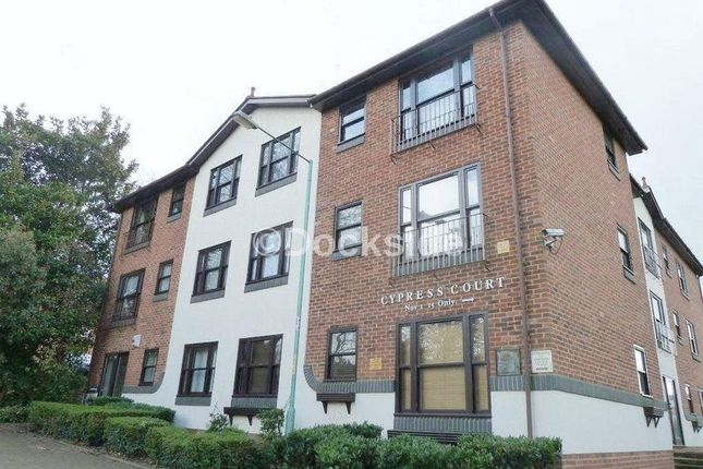 Thumbnail Flat to rent in Cypress Court, Grange Road, Gillingham