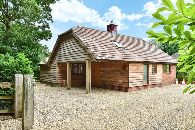 Thumbnail Detached house for sale in Hacks Lane, Crawley, Winchester