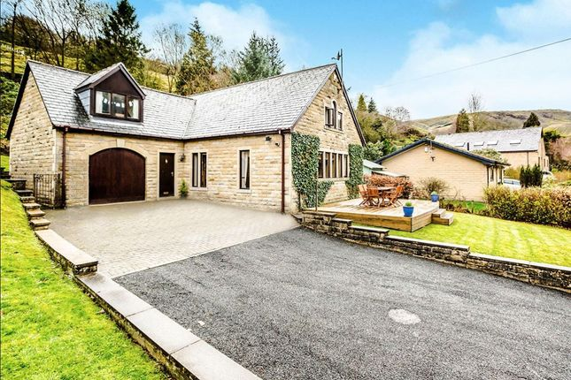 Thumbnail Detached house for sale in Ramsden Wood Road, Todmorden