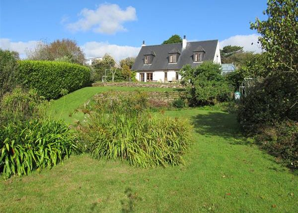 Thumbnail Detached house for sale in Portheast Way, Gorran Haven, St. Austell