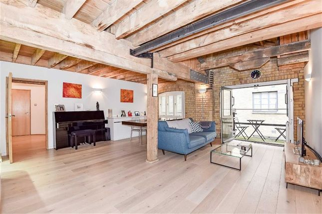 Thumbnail Flat to rent in Shad Thames, London