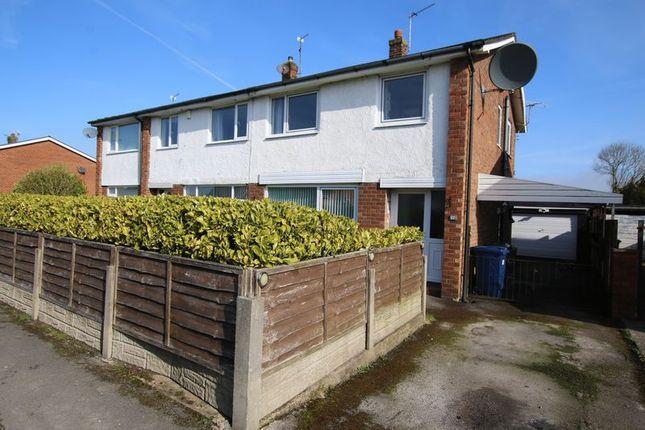 Thumbnail Semi-detached house to rent in Back Lane, Longton, Preston